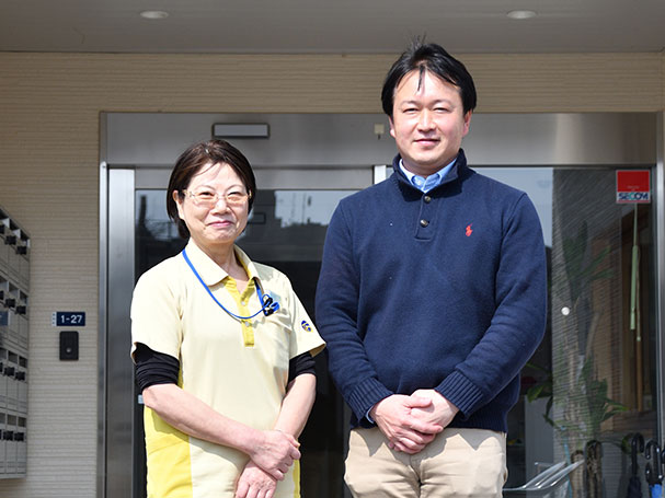 小規模多機能型居宅介護事業所あいおいの家(島根県浜田市)